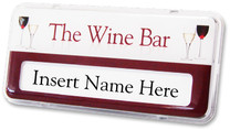 Reusable Name Badges | www.namebadgesinternational.us
